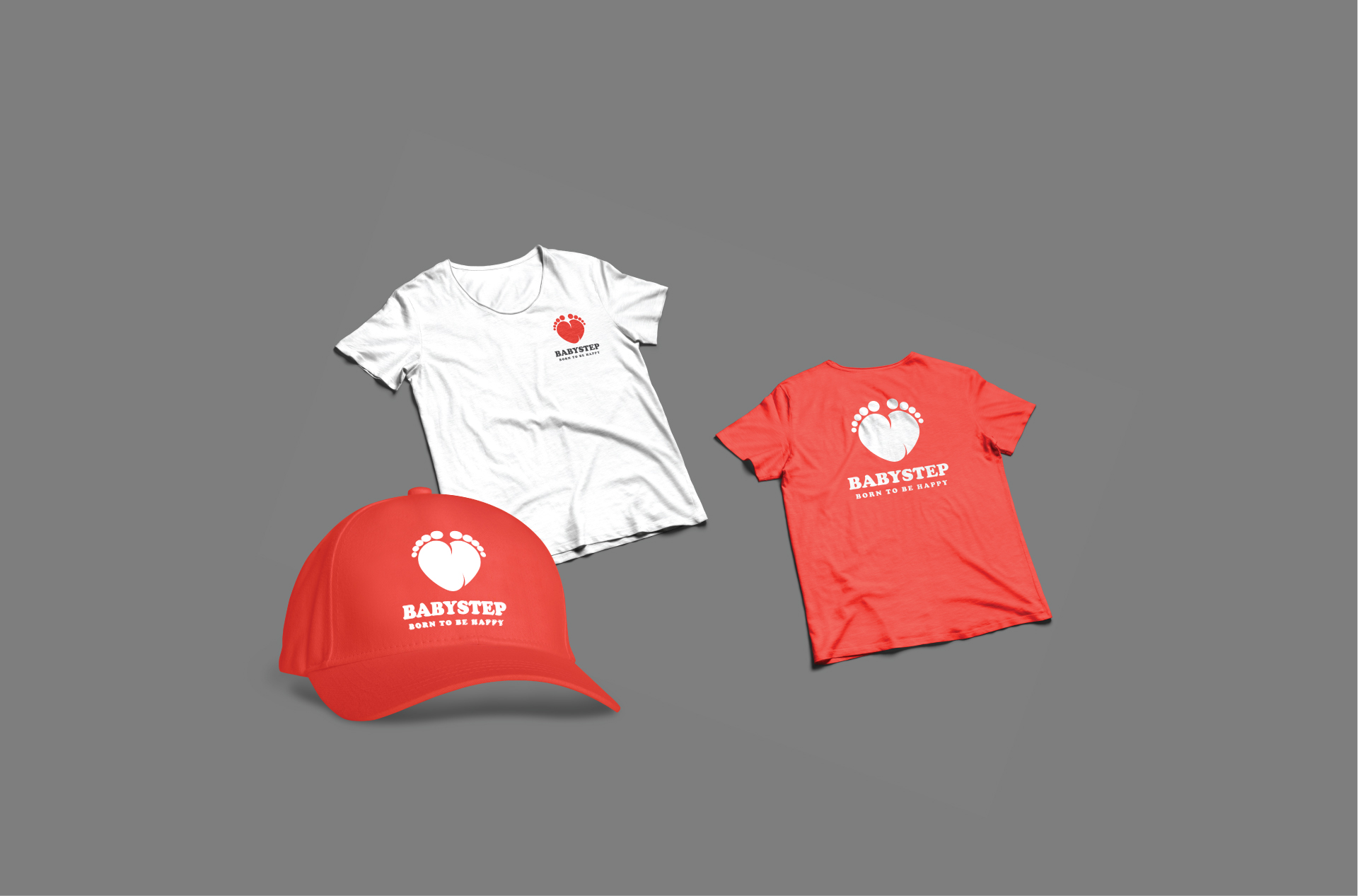 babystep brandbook (t-shirt & cap design), ლოგოს დამზადება, ლოგოს დიზაინი, ლოგოების შექმნა, ლოგოების დამზადება, ლოგოს დამზადების ფასი,  ბრენდინგი, ბანერების დამზადება, ლოგოტიპის შექმნა, ლოგოტიპების დიზაინი, ოპტიმიზაცია, facebook დიზაინი, ვებგვერდის დიზაინი, ლოგოების დიზაინი, ლოგოტიპების დამზადება, saitebis damzadena, logoebis damzadena, saitis damzadeba, logos damzadeba,