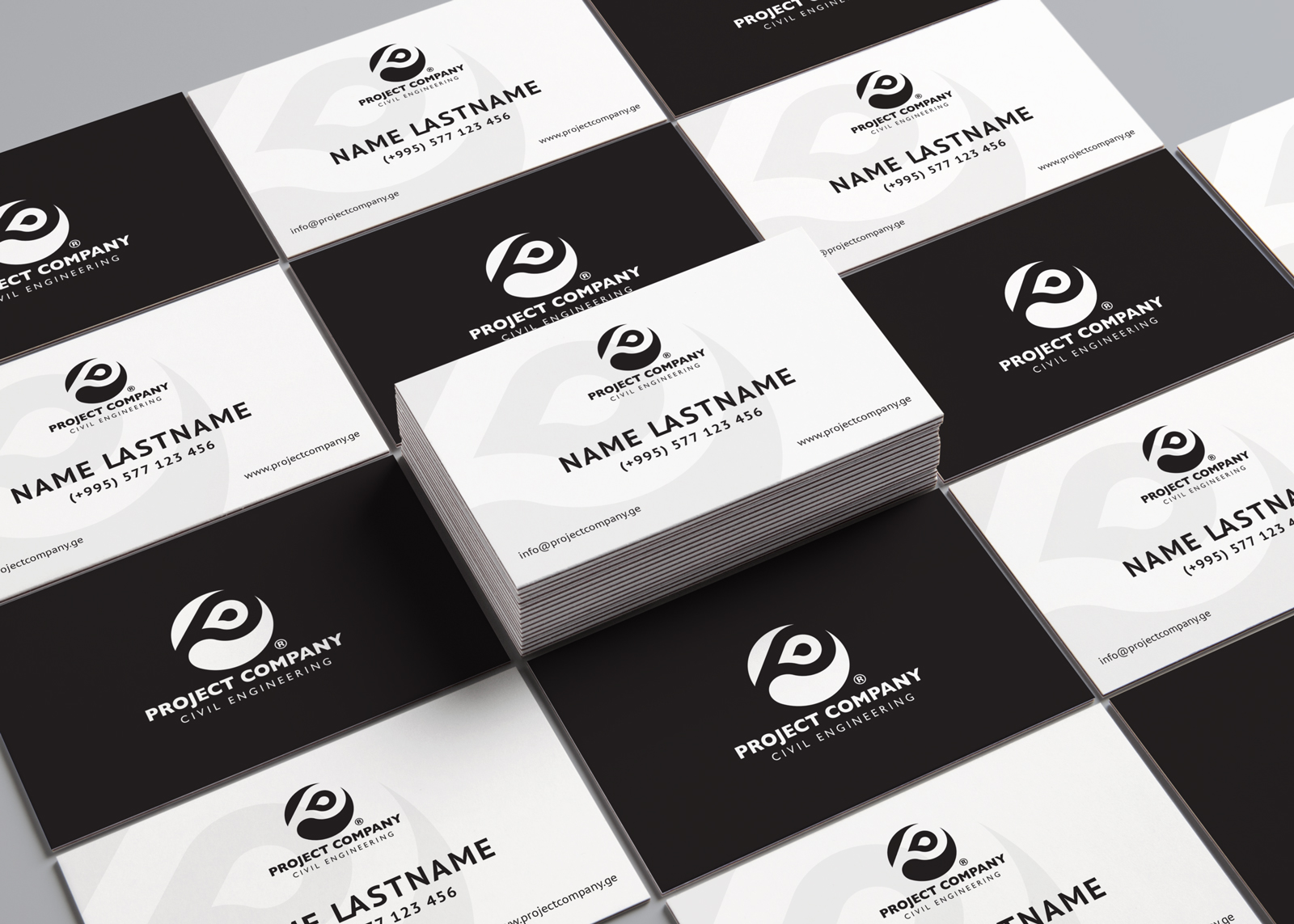 Project company business card design, ლოგოს დამზადება, ლოგოს დიზაინი, ლოგოების შექმნა, ლოგოების დამზადება, ლოგოს დამზადების ფასი,  ბრენდინგი, ბანერების დამზადება, ლოგოტიპის შექმნა, ლოგოტიპების დიზაინი, ოპტიმიზაცია, facebook დიზაინი, ვებგვერდის დიზაინი, ლოგოების დიზაინი, ლოგოტიპების დამზადება, saitebis damzadena, logoebis damzadena, saitis damzadeba, logos damzadeba,