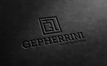 Gepherrini-ის რებრენდინგი, ახალი ლოგო და სლოგანი brandit ის შესრულებით